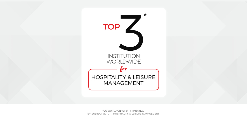 Les Roches Rises To Third In The World For Hospitality Education Les Roches