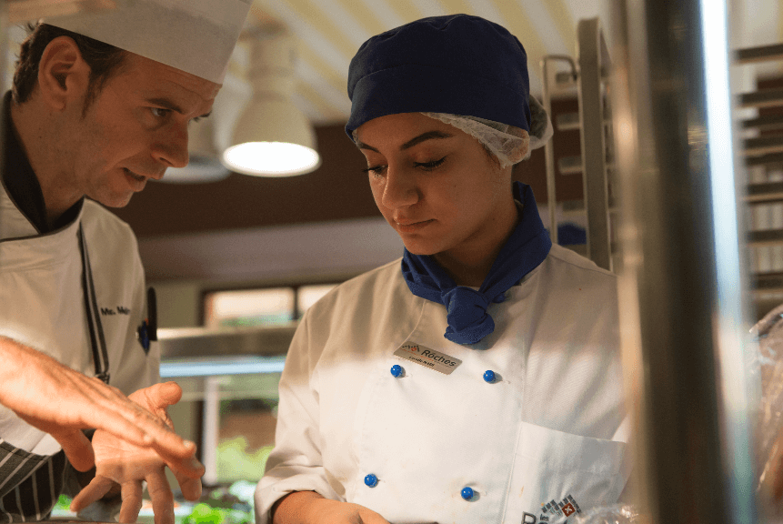 El significado de hospitality Les Roches Marbella