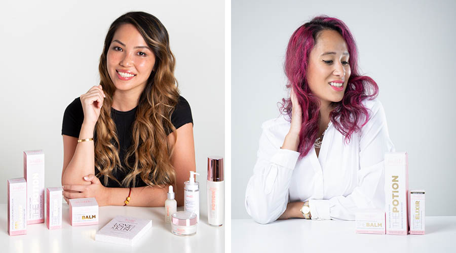 entrepreneurs in beauty successful business owner