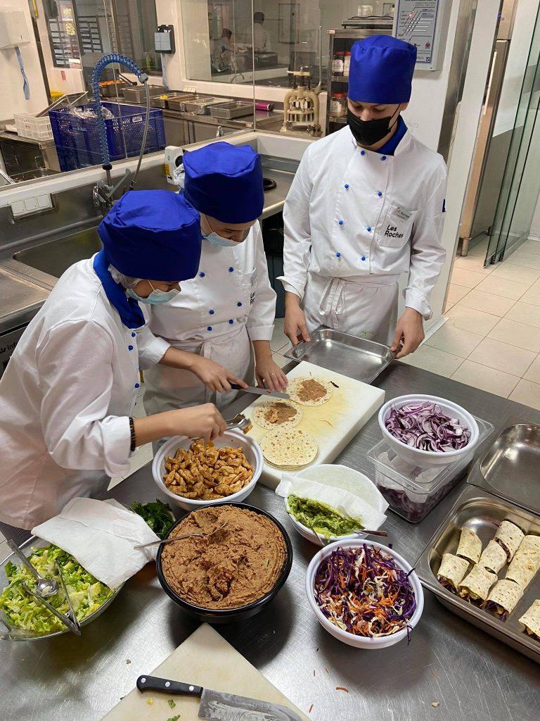 Student Blog #6: Practical Arts Training in Kitchen Operations by Ekaterine Borisovskaya