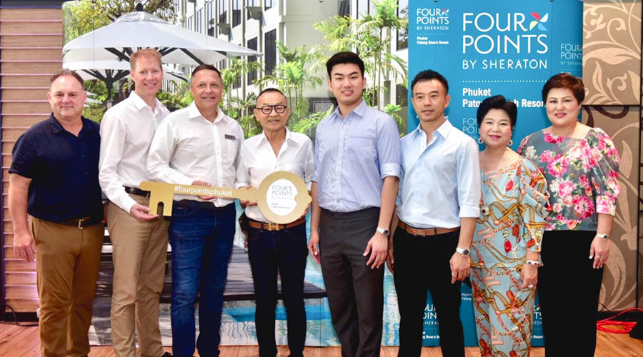The new face of hospitality in Phuket: a family business success story
